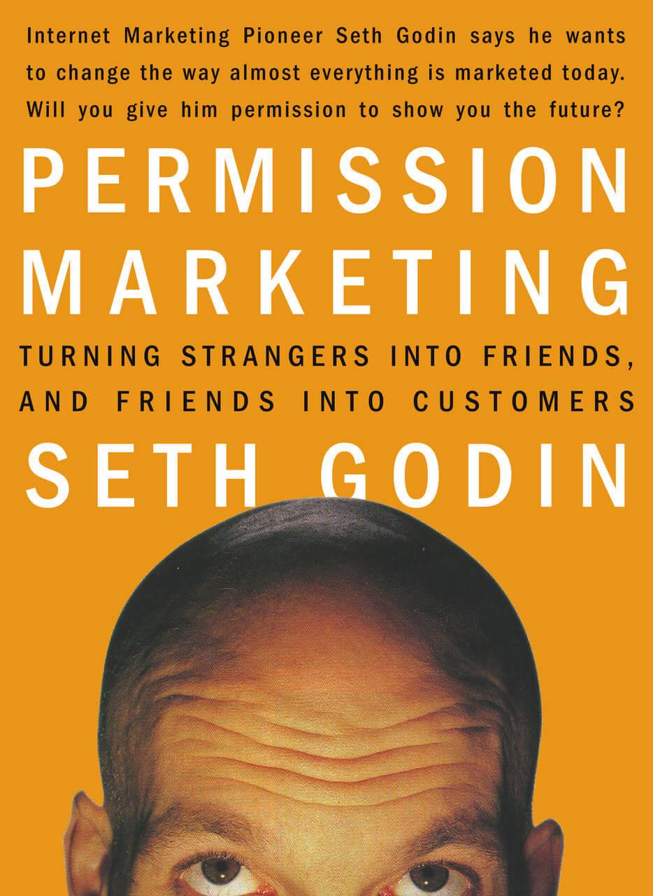 Resultado de imagem para Marketing de Permissão livro